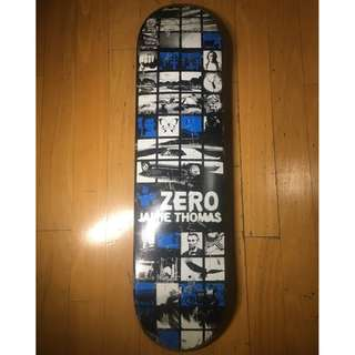 Zero Jamie Thomas skateboard deck