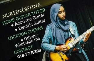 Guitar Class in KL