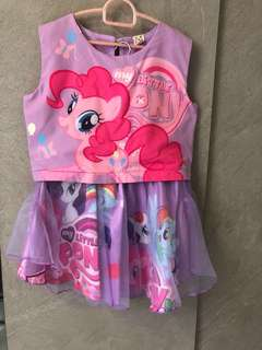 My Little Pony 2 piece Dress