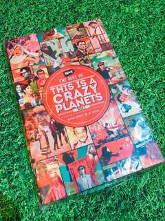 The Best of This Is A Crazy Planets Book 2