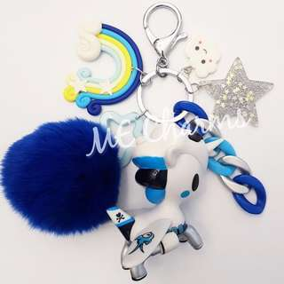 Tokidoki Unicorno Series 6 Yume Bag Charms / Fobs