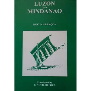 LUZON and MINDANAO