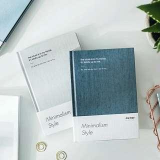 Minimalism Style Notebook