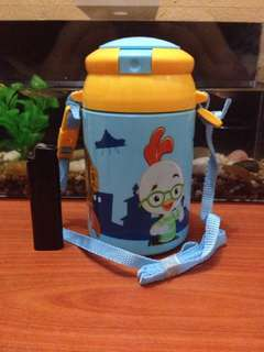 Chicken little sling tumbler