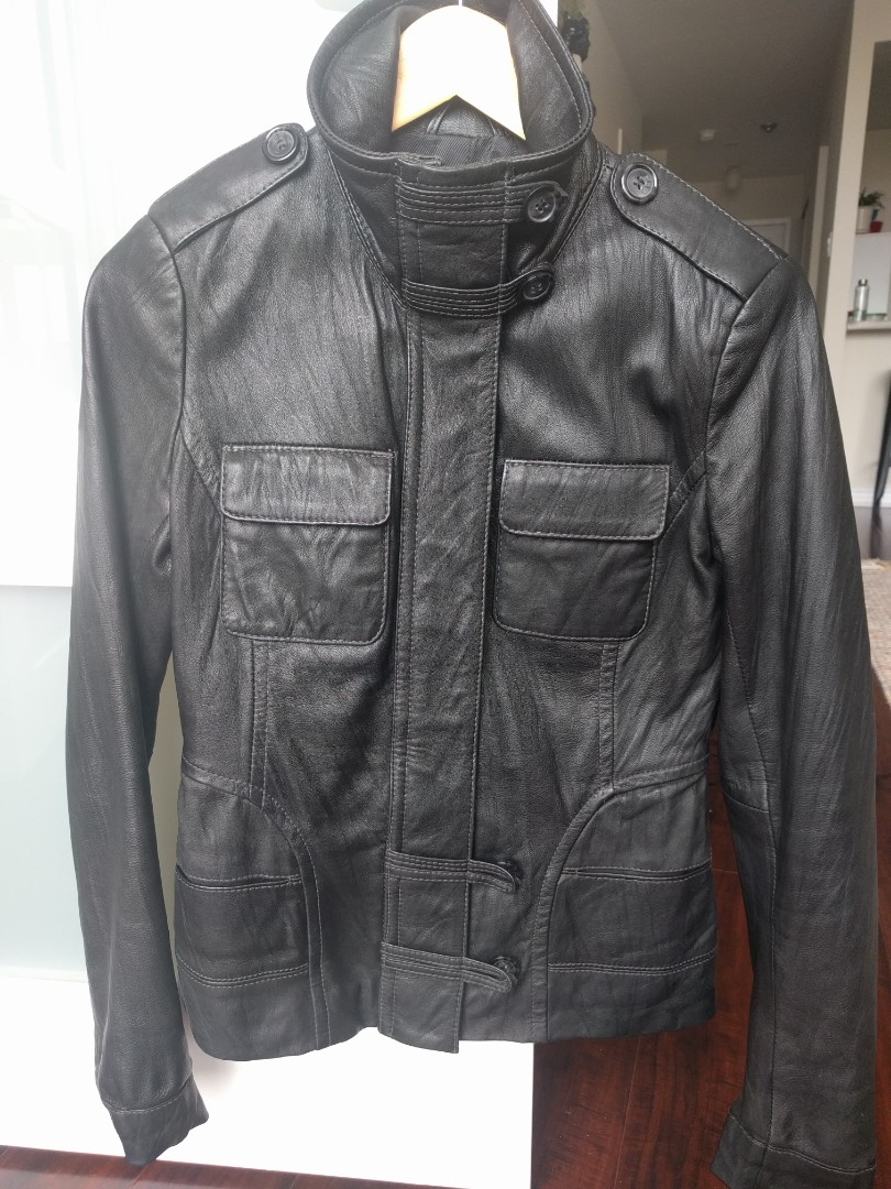 2XS Danier Leather Jacket