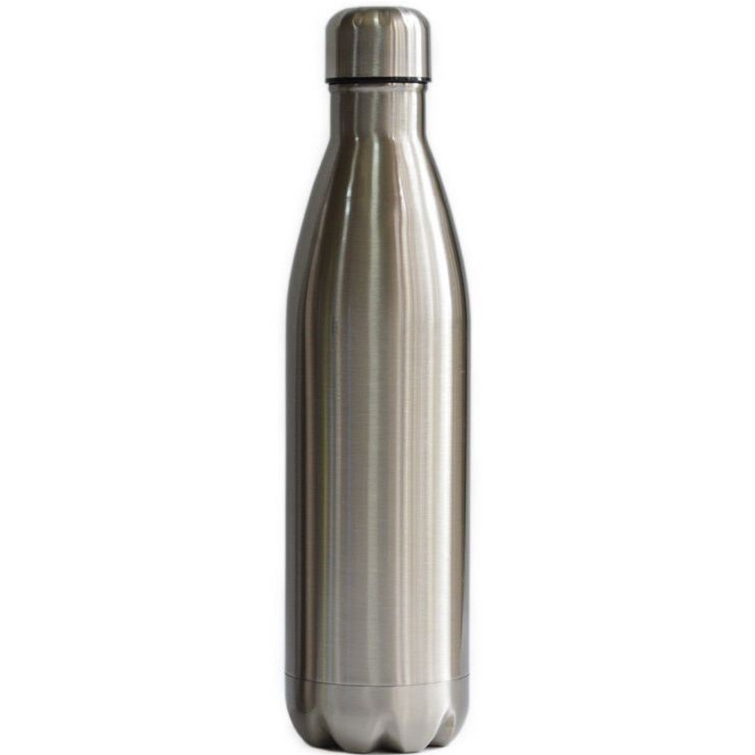 34oz Double Wall Stainless Steel Beverage Bottle Vacuum Insulated