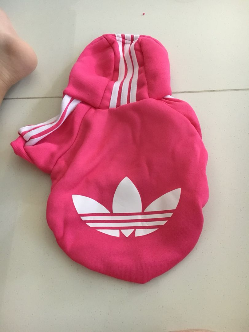 Adidas Dog Clothing Pet Supplies On Carousell