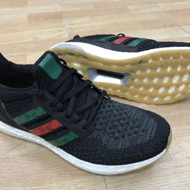 7dd09a7aea9 Adidas Ultraboost x Gucci  Black