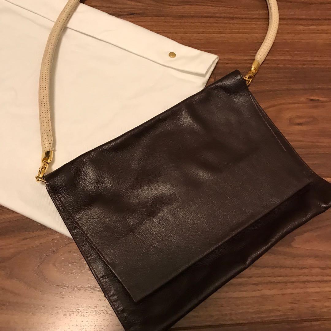A-Esque soft leather bag
