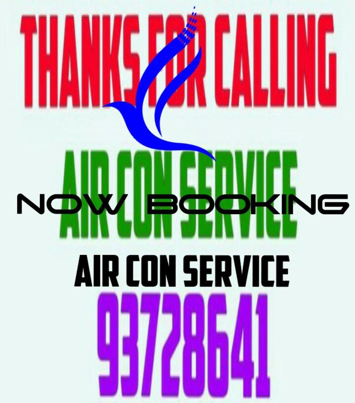 Air con service