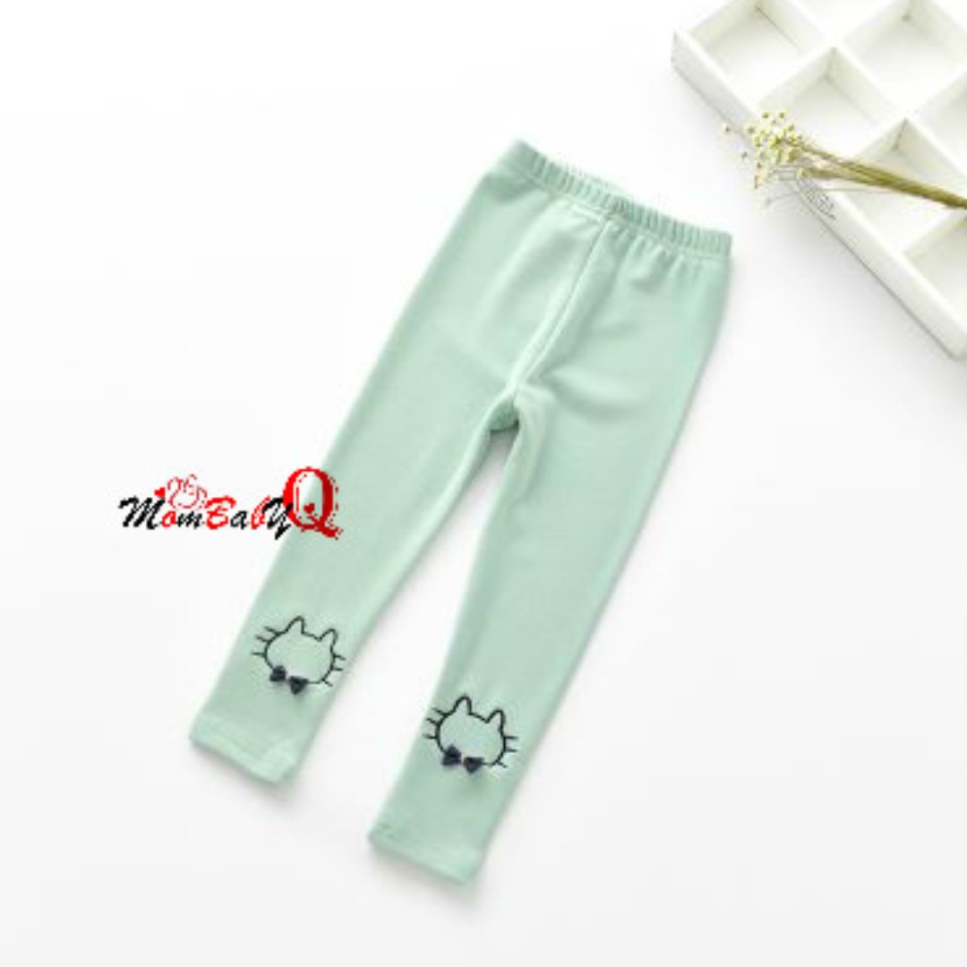 9d3f8584a Baby Girl's Hello Kitty Long Pants, Babies & Kids, Girls' Apparel on  Carousell