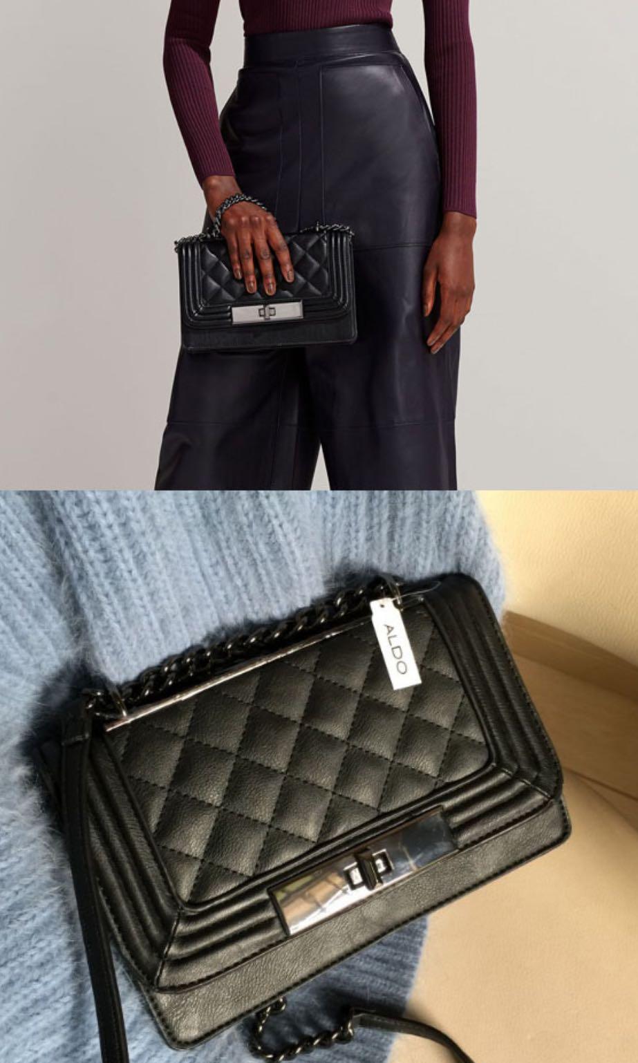 376d6d1dce5 💃🏽💃🏽💃🏽BEST DEAL! ALDO DEROGALI CROSS BODY BAG (BLACK) READY ...