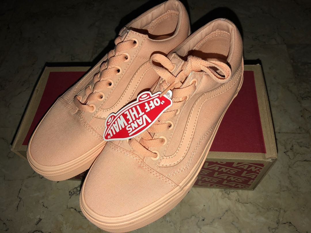 72d314607b ️Brand New and Authentic Vans Mono Canvas Old Skool ♥