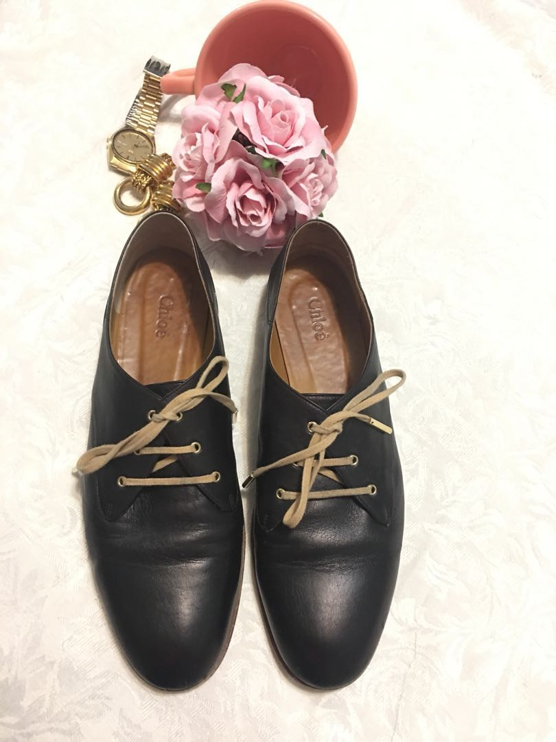 Chloe Oxford Shoes