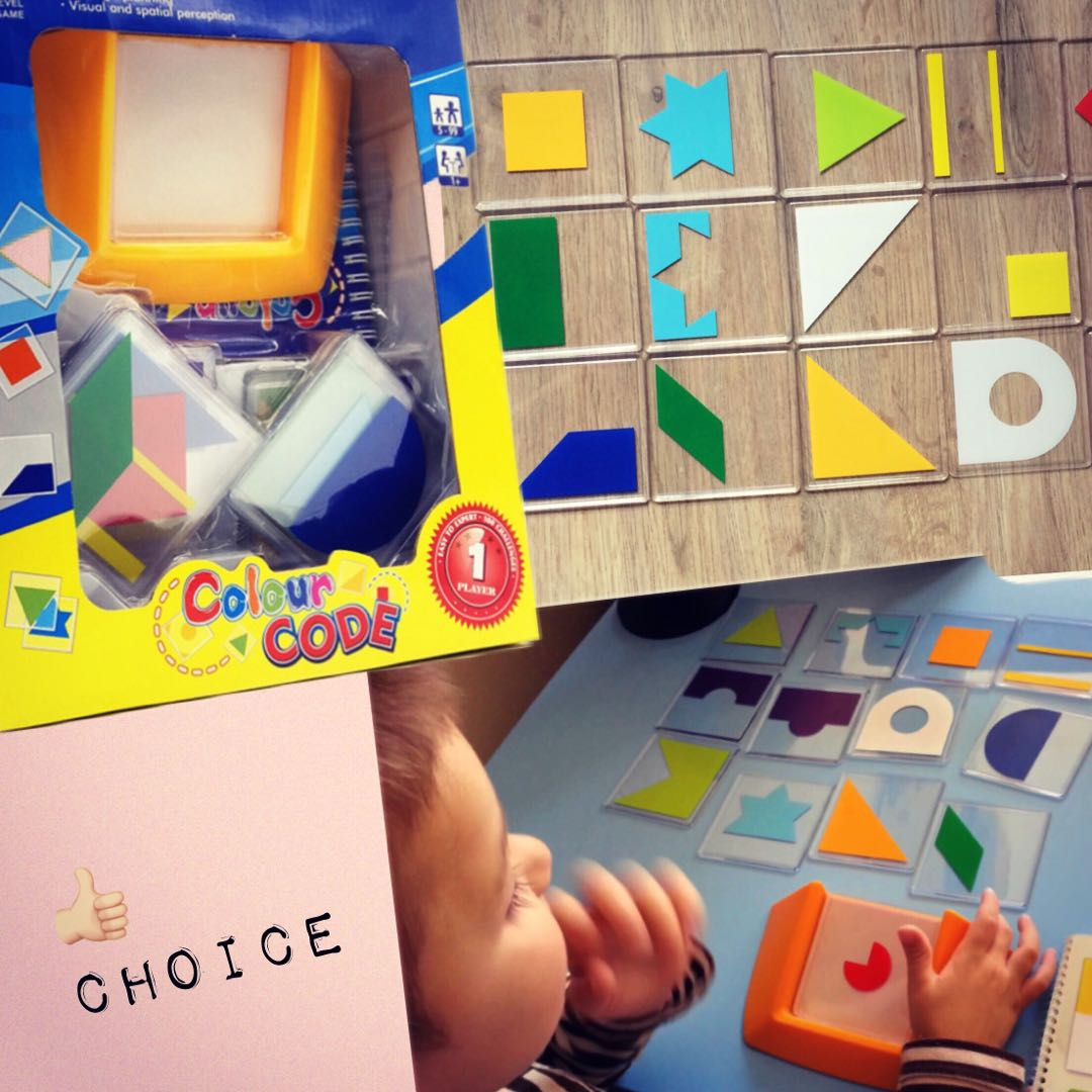 Colour code遊戲