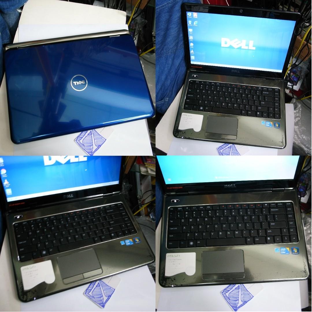 DeLL Inspiron N4010 I5 4GB 500GB ATI GPU 14 Inch Notebook