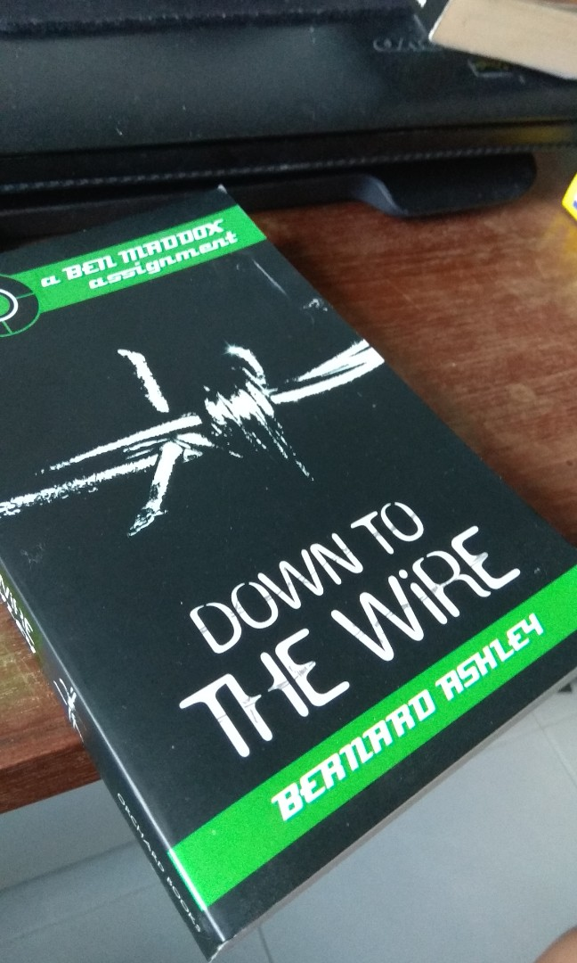 Strange Down To The Wire Books Stationery Fiction On Carousell Wiring Cloud Hisonuggs Outletorg