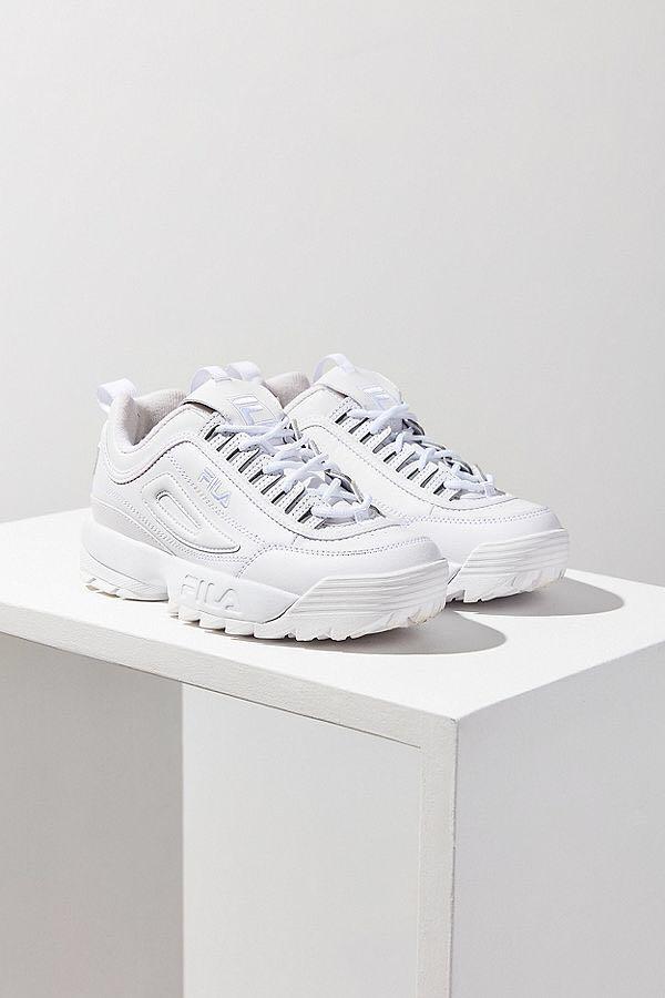 56d515807ef FILA Disruptor 2 Premium Mono Sneaker