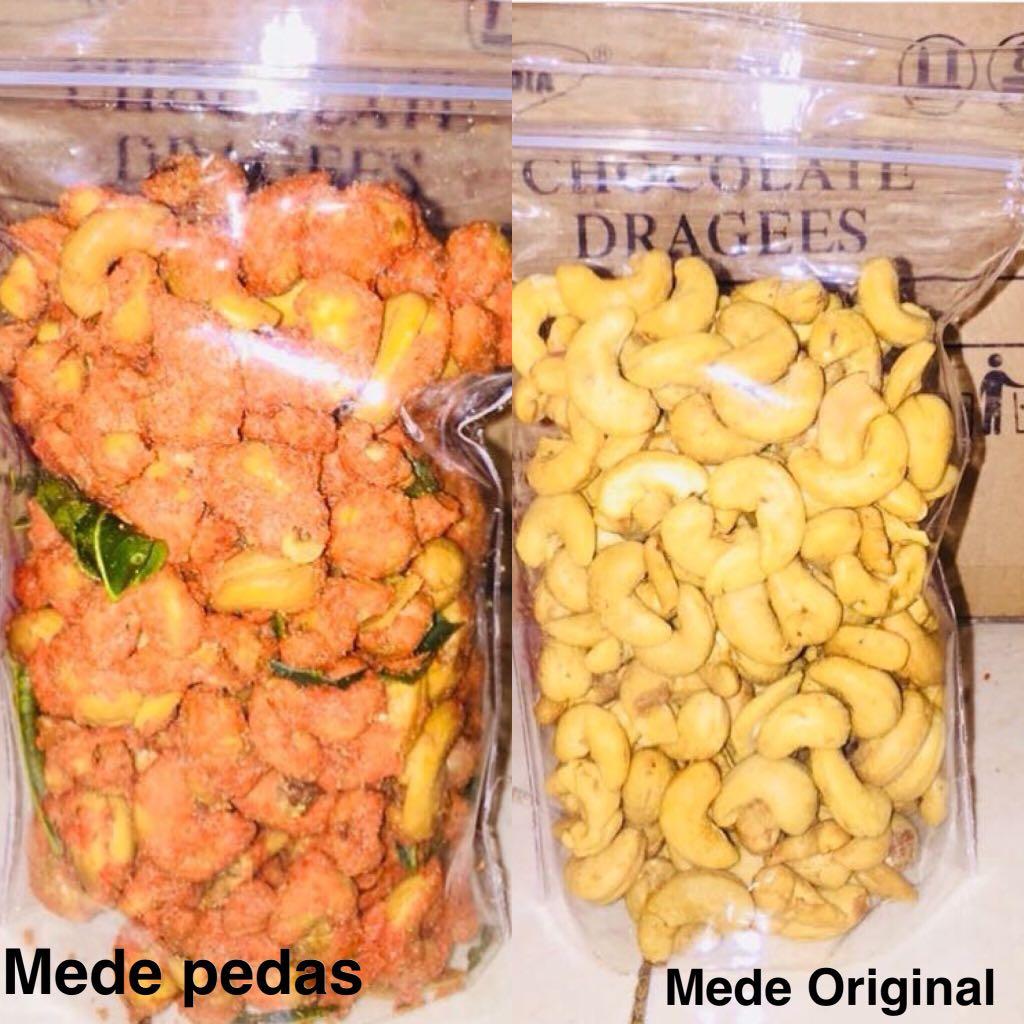 Supplier Kacang Mede Pedas 500gr Referensi Daftar Harga Mete Cashew Nut Utuh Balado Sambalado Premium 500 Gram Source Photo