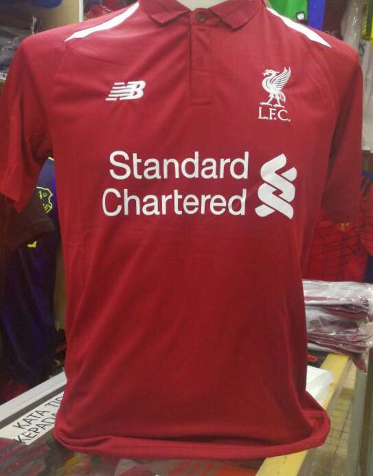 low priced df89d 19618 LIVERPOOL 18/19 LEAKED VERSION on Carousell