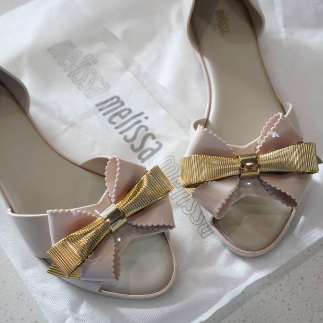 81526a500a6cc Melissa Seduction III Ad Flats, Women's Fashion, Shoes on Carousell