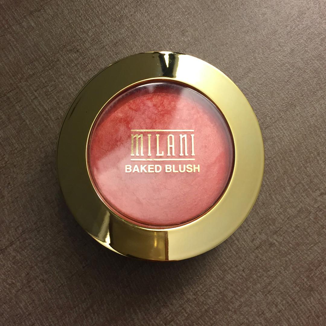 MILANI Baked Powder Blush LUMINOSO