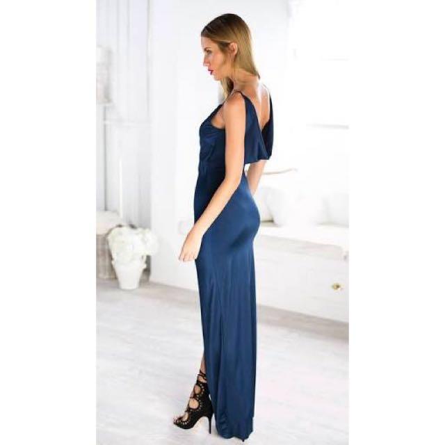 Navy/Royal Blue Formal Dress