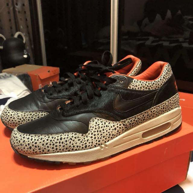 official photos 3b892 211b2 Nike Air Max 1 KRSS, Men s Fashion, Footwear on Carousell