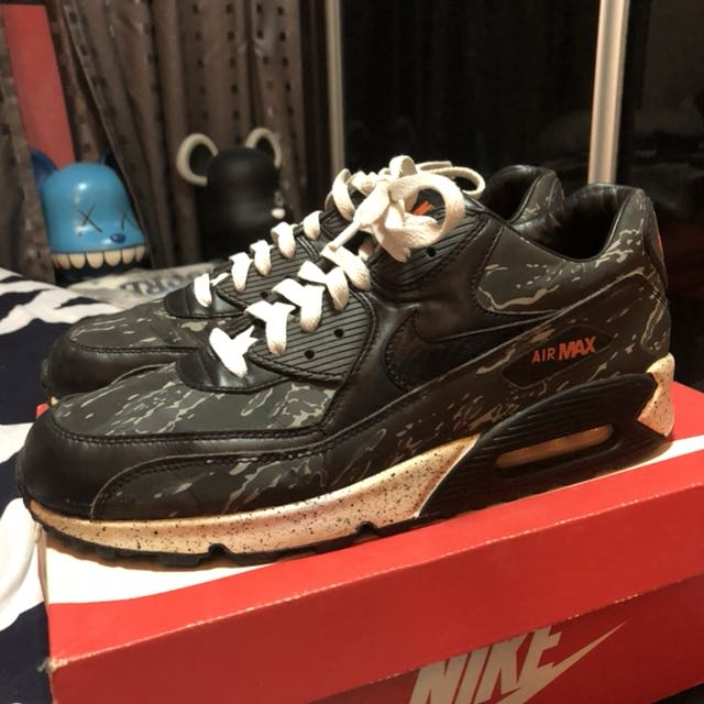 online store c7b0b 2f34a ... norway nike air max 90 atmos tiger camo mens fashion footwear on  carousell e0d62 aacc3
