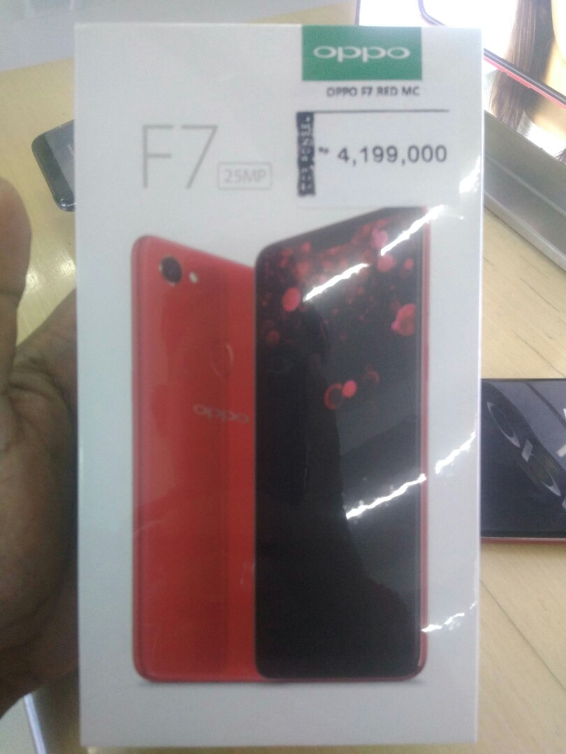Oppo F7 Cicilan Proses 3 Mobile Phones Tablets Android Joy R1001 4gb Putih On Carousell