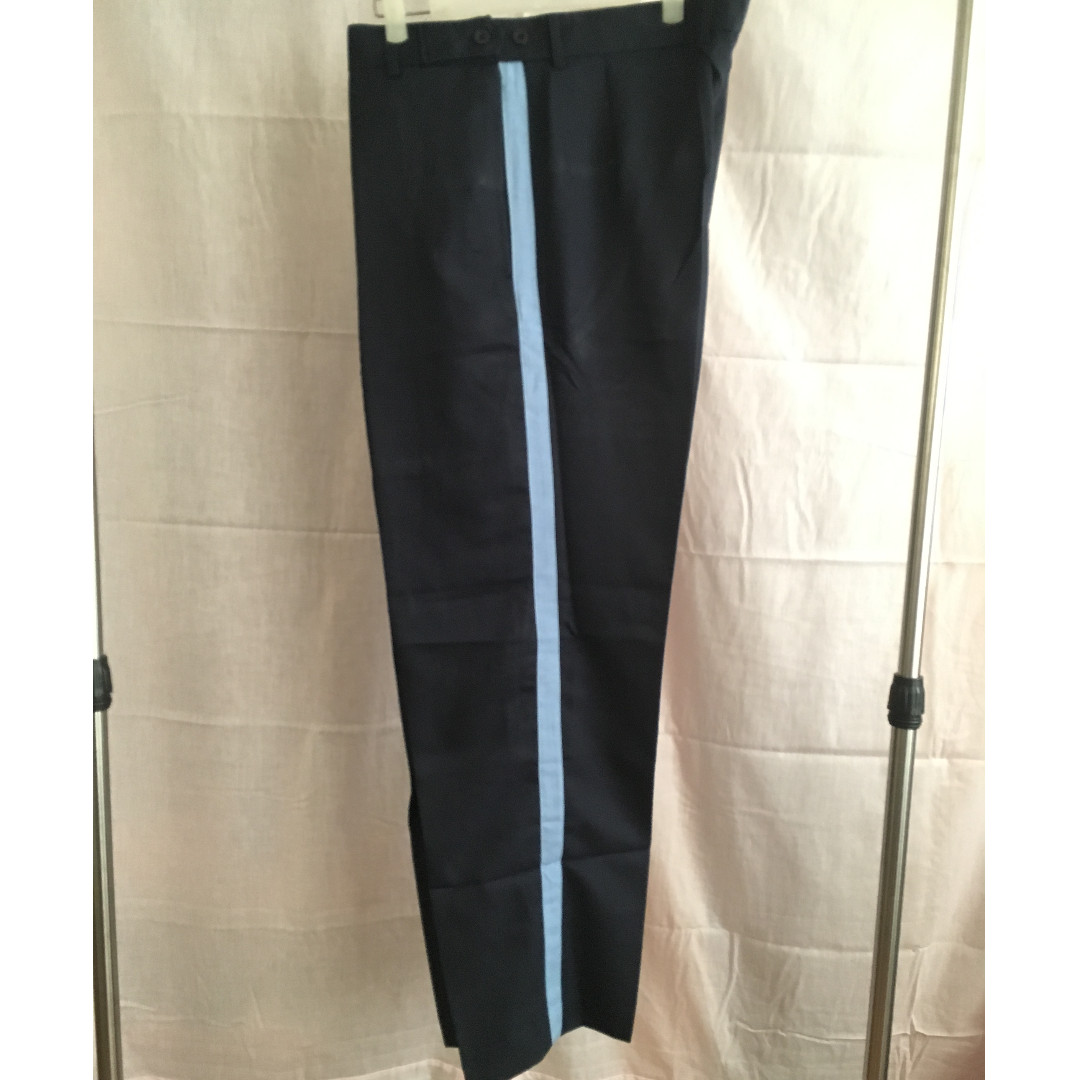 Pants Long Dark Navy Blue Security 38 Mens Fashion Flash  Blazer Denim Pakaian Wanita L Photo