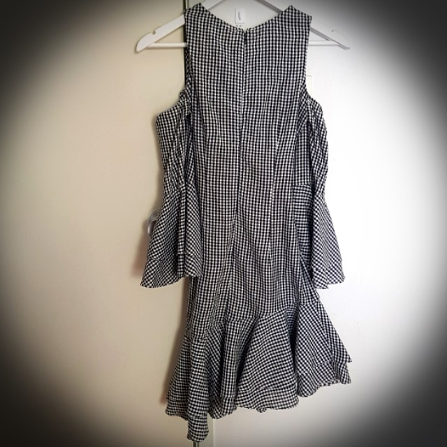 Piper Gingham dress