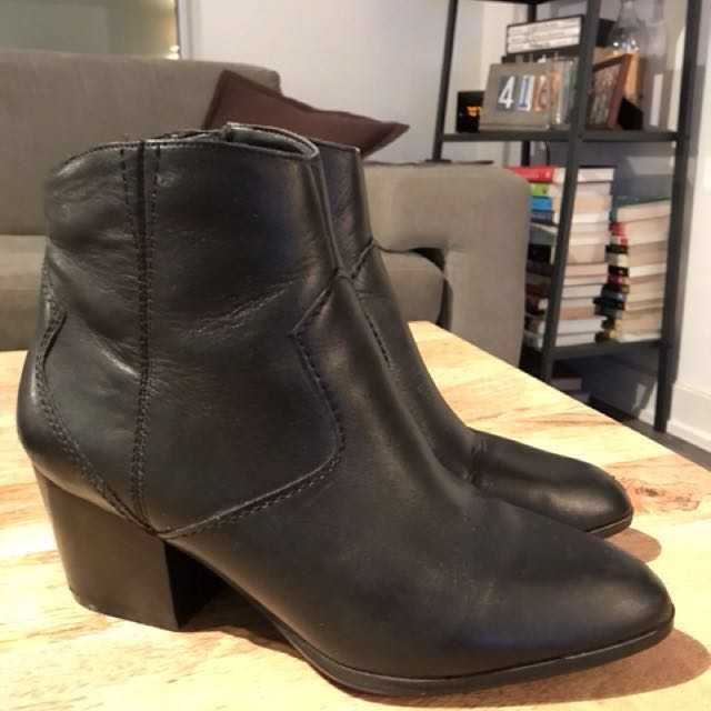REDUCED: Aldo Booties - Size 8