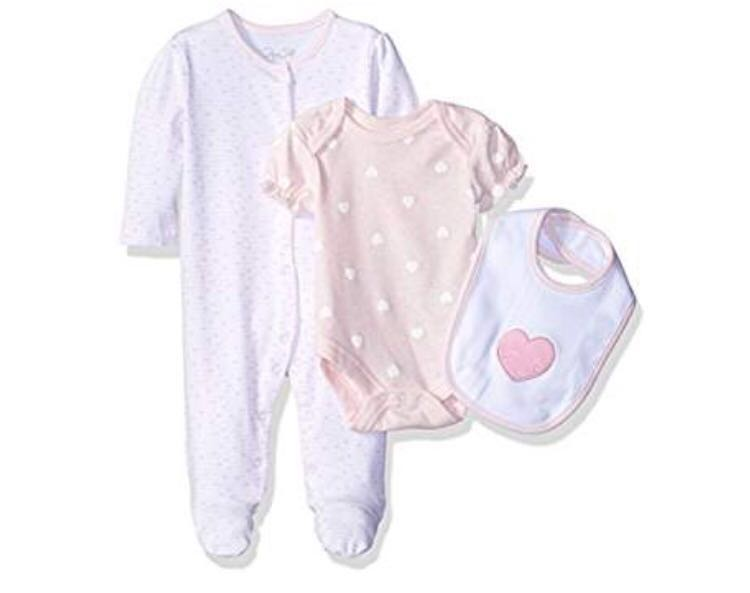 Baby Girl Early Days Sleepsuit O-3 Months 100% Original Clothing, Shoes & Accessories One-pieces