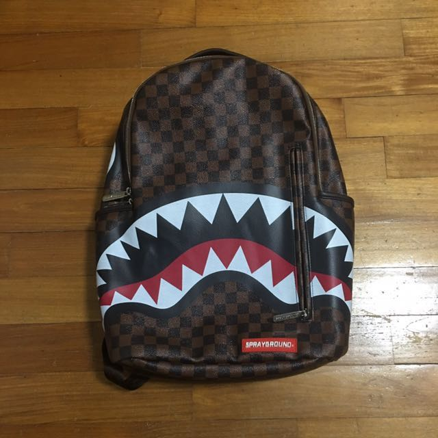 ca3422dfc6ca Sprayground Backpack Sharks In Paris