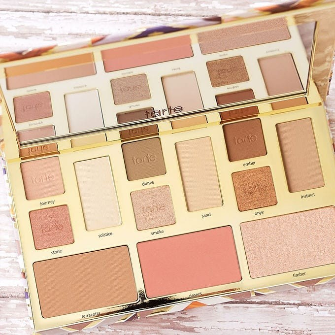 Tarte Clay Play Face Shaping Pallete