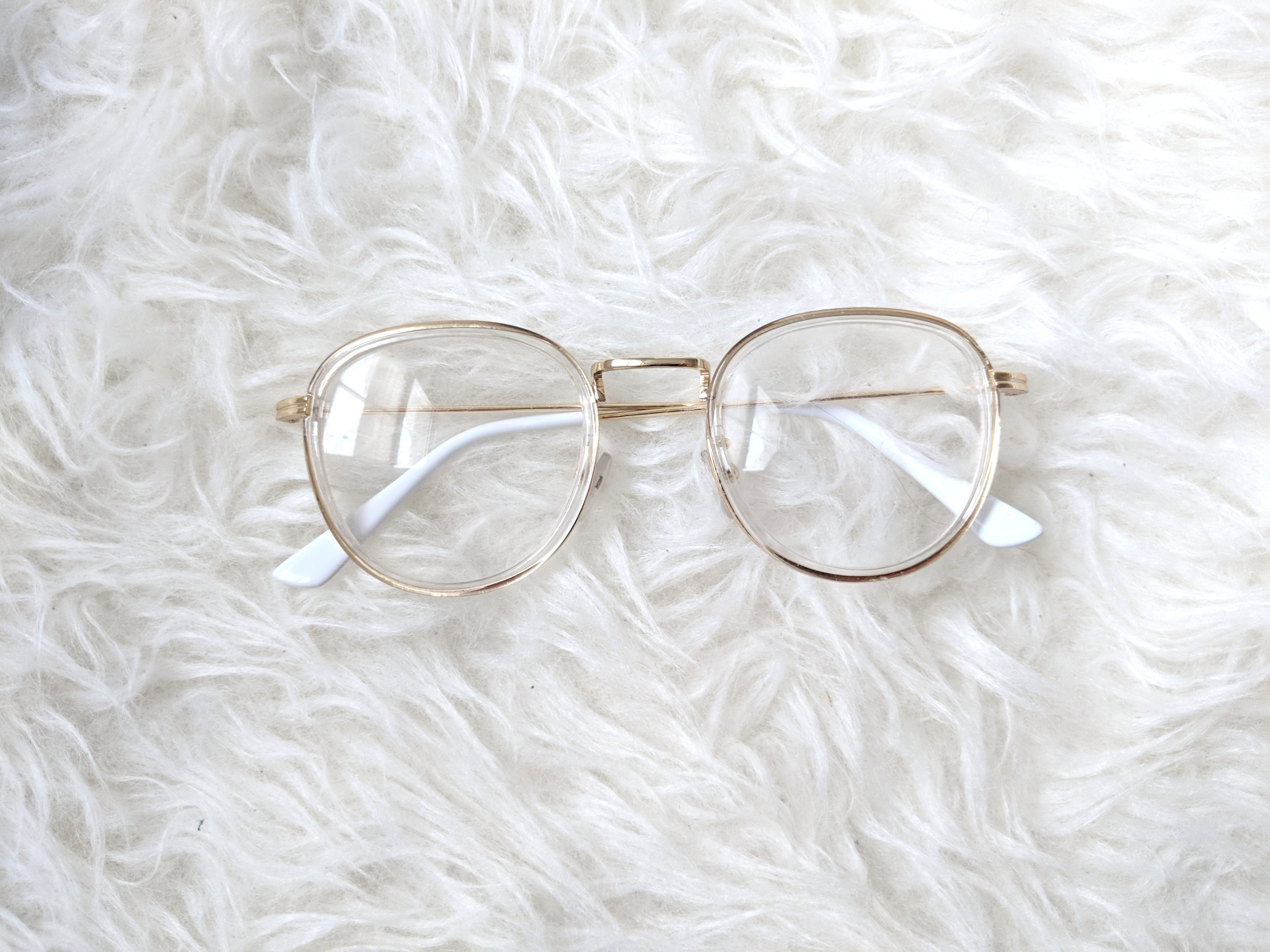 Urban Outfitters Round Readers/ Fake glasses/ Vintage Glasses