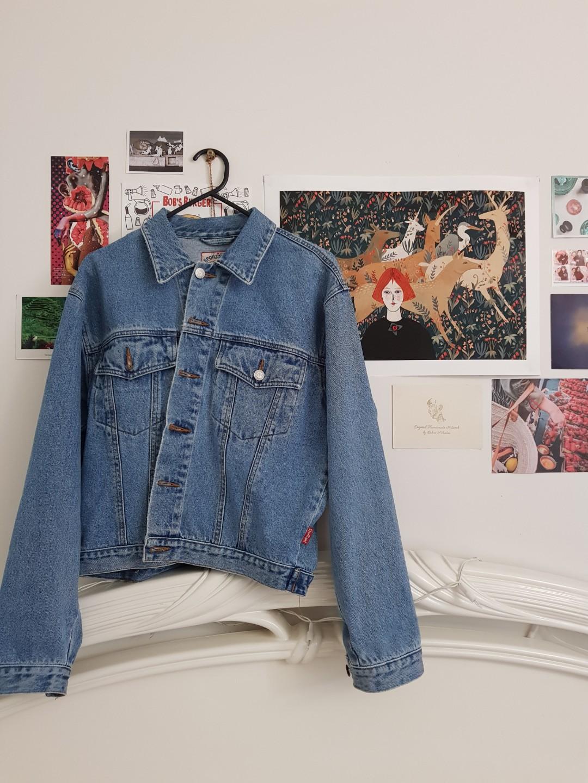 Vintage Sportsgirl Denim Jacket