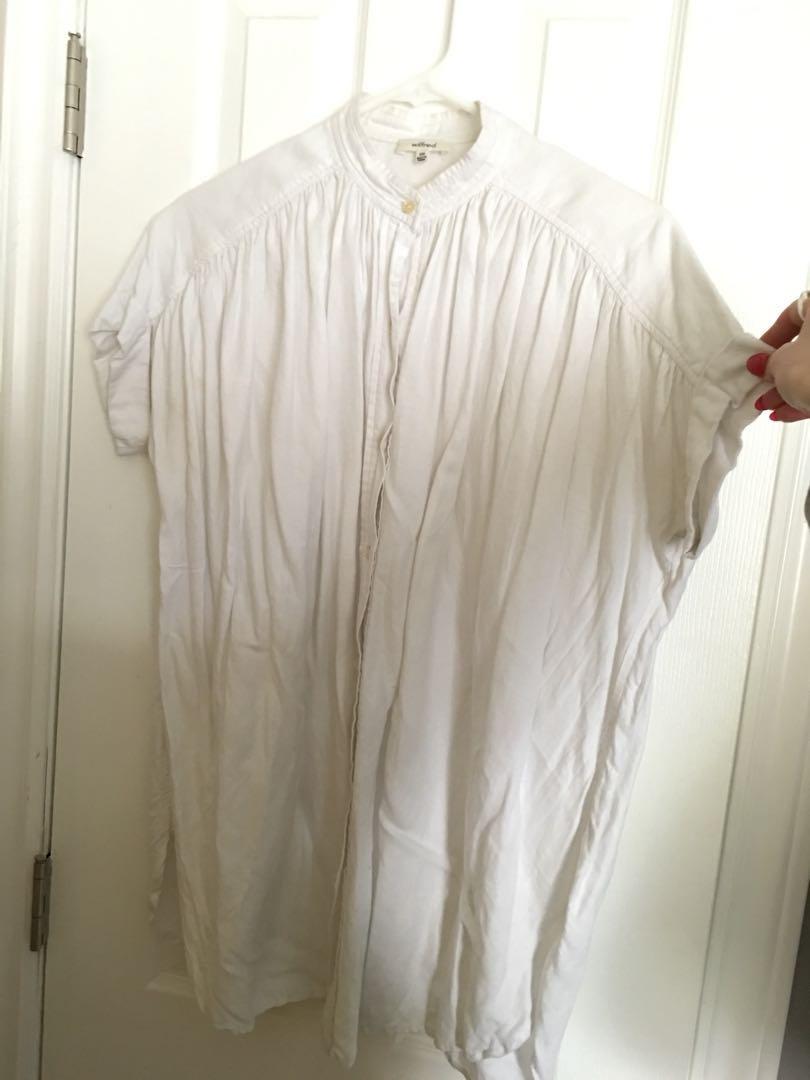 Wilfred bertillion blouse