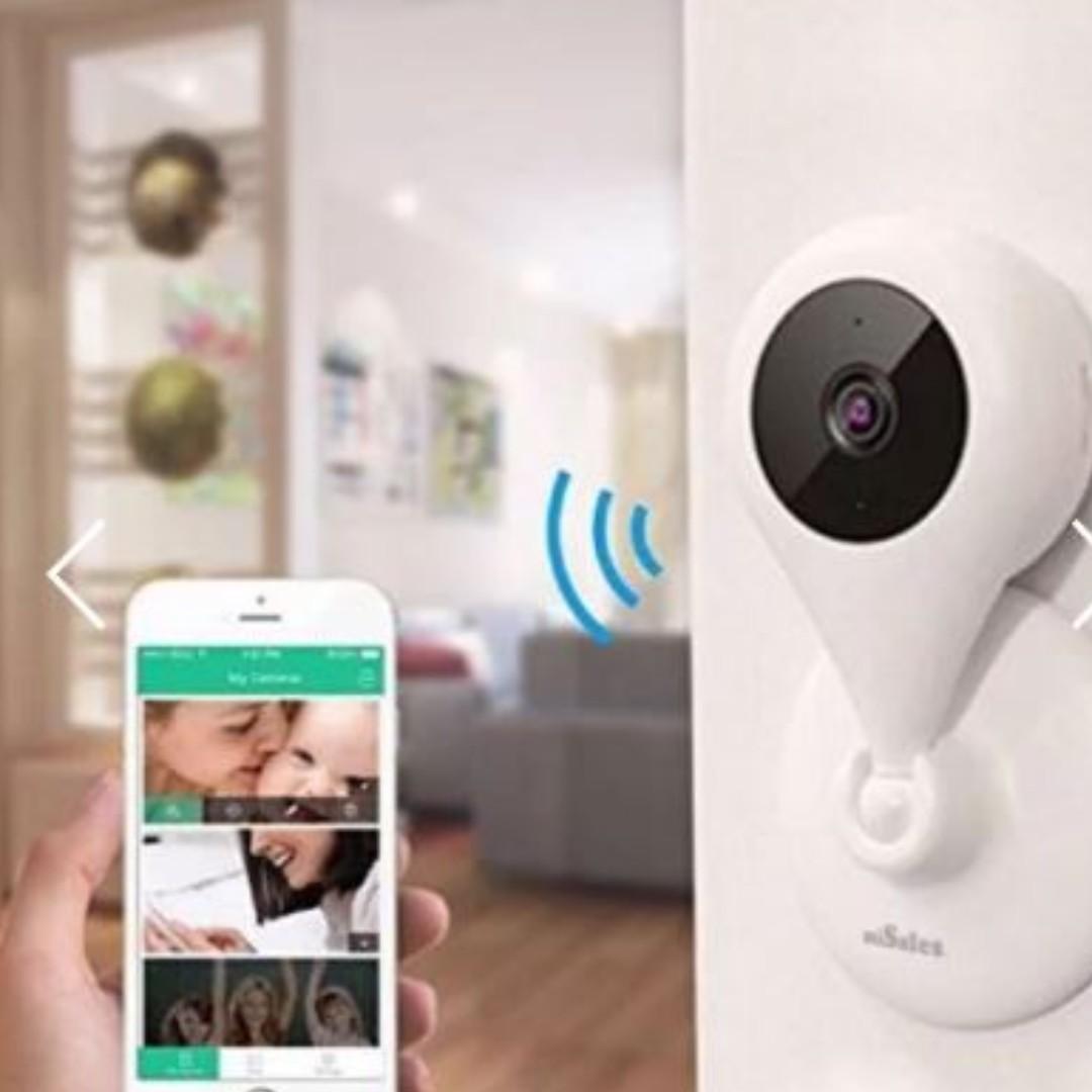 home surveillance through iphone