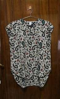2010 Batik Blouse