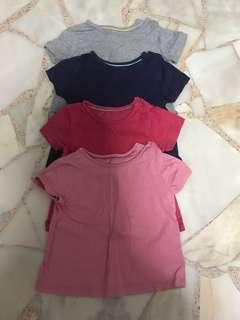 Bundle Mothercare Shirts