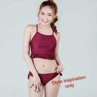 Cassandra 2 pc.  Swimsuit