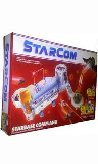 StarCom Starbase Command Headquarters(1986) BNIB