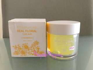 PREOWNED Natural Pacific Real Floral Cream (Calendula)