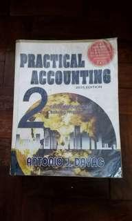 CPA Reviewer: Practical Accounting 2 - Antonio J. Dayag
