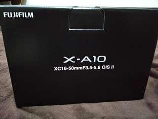 Camera Fujifilm X-A10 xc16-50mm
