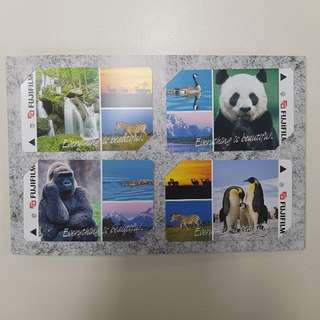 MRT Cards - Fujifilm