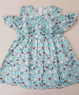 🍓 stawberry hello kitty sabrina dress