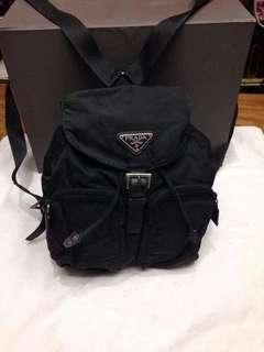 Preloved Prada backpack